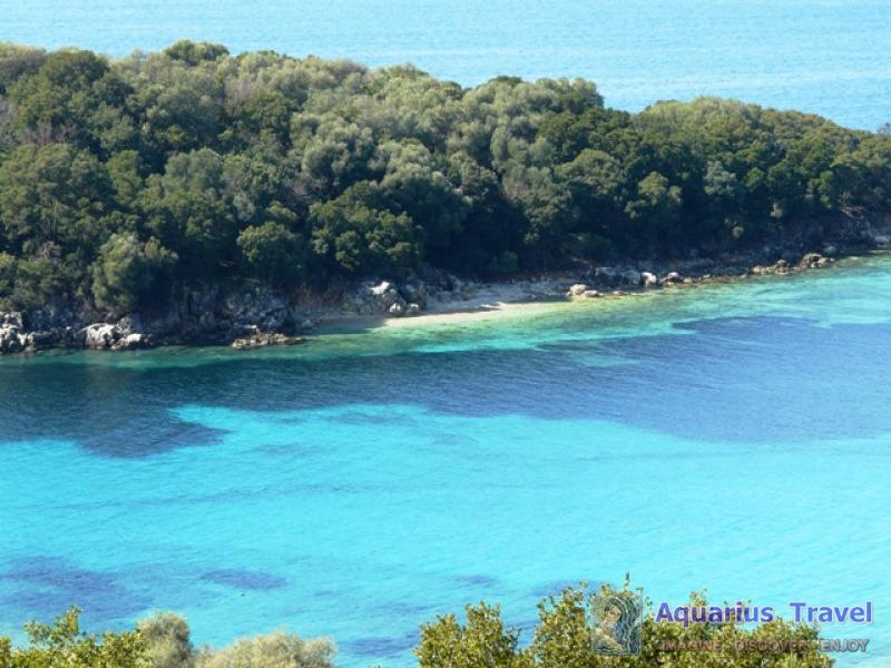 Beaches of sivota